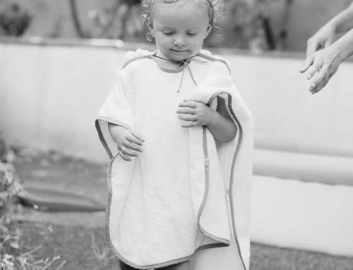 Cape de bain sortie de bain bébé