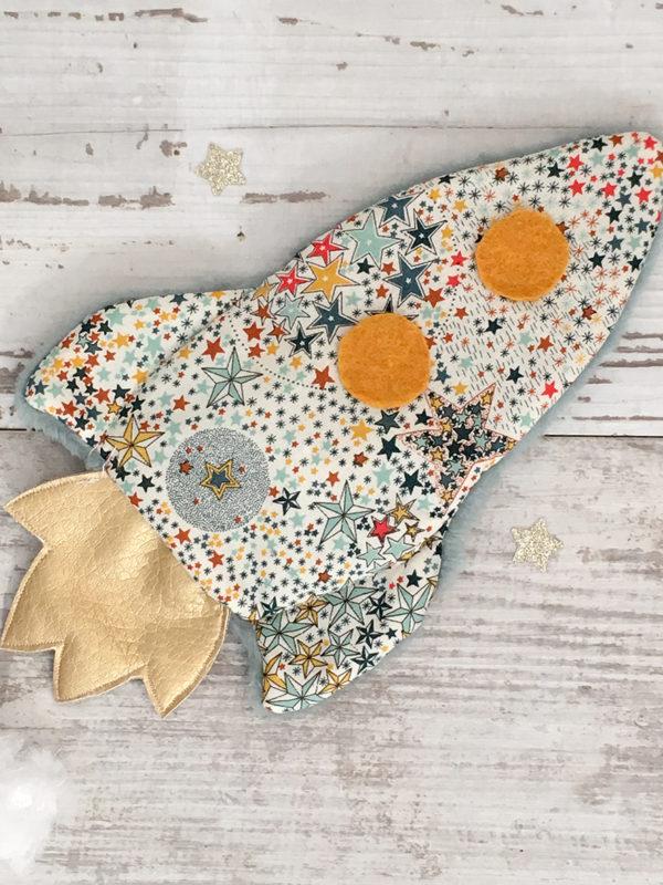 BOUILLOTTE SECHE - ROCKET - liberty adelajda multicolore