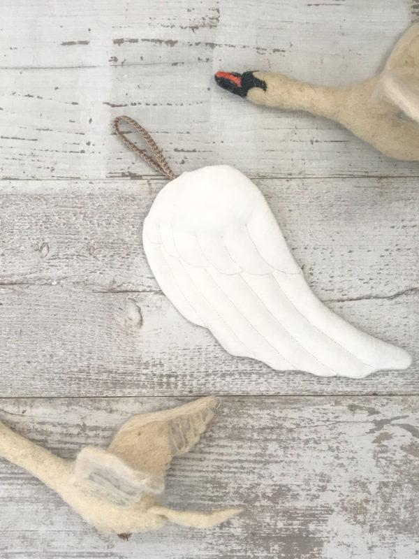 ATTACHE TETINE - SWEET DREAM - double gaze ivoire
